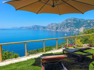 Casa Cinque . Stunning view over Positano blue bay - Praiano vacation rentals
