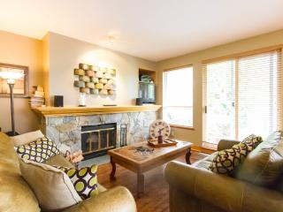 Gorgeous 2 Bedroom Alpine Greens backing onto Golf Course - Whistler vacation rentals