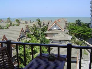 Beach Side Master 2 bedroom Suite - Cha-am vacation rentals