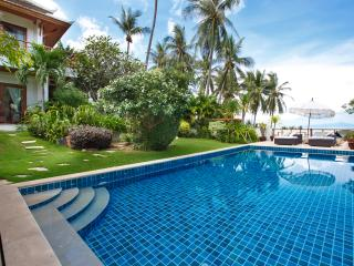 Barefoot Luxury ocean view pool villa in Bophut - Koh Samui vacation rentals