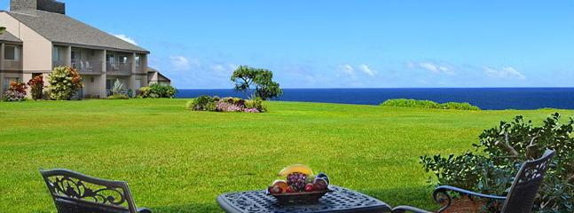 Perfect Condo with Internet Access and Water Views - Princeville vacation rentals