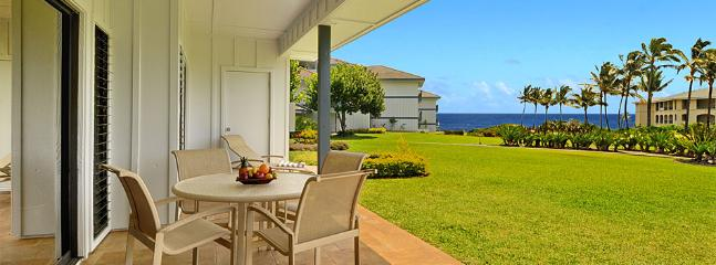 Perfect Condo with Internet Access and Water Views - Koloa vacation rentals