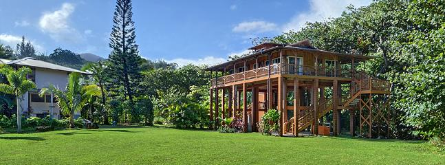 Tropical Bamboo Hideaway - Haena vacation rentals
