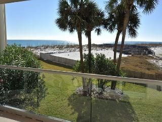 Just $119/nt thru 9/30. One-br 2nd floor Gulf-front Regency Towers. - Pensacola Beach vacation rentals