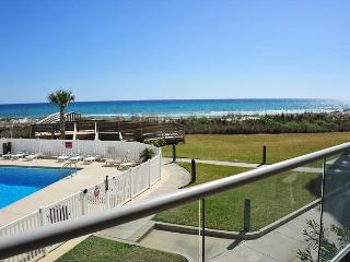 Regency Towers 2 Bedroom Gullf-front - oversized balcony, beautiful views! - Pensacola Beach vacation rentals
