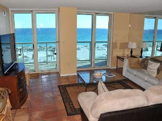 2 bdr 7th flr Sabine Yacht & Racquet Club w/Gulf views; boat slips available! - Pensacola Beach vacation rentals