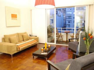 Luxury 1 Bedroom - 2 Bath With Office - Wifi @(R4) - Buenos Aires vacation rentals