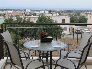 1bedroom flat with seaview and communal pool - Mazotos vacation rentals