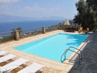 Luxurius villa, seaviews, pool, WiFi-Villa Asteria - Nikiana vacation rentals