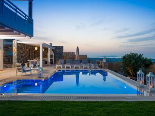 Villa Greece with privat Pool and sea view - Agios Nikolaos vacation rentals