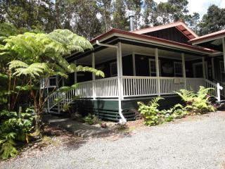 Volcott Volcano Cottage 2 Bedroom home in Volcano! - Puna District vacation rentals