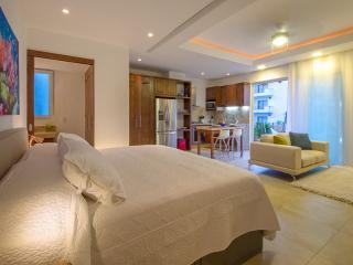 Best Value New Luxury Studio -Few Steps from Beach - Puerto Vallarta vacation rentals