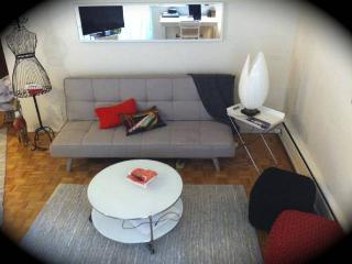 Ocean Front French Style Studio with Patio - Vancouver vacation rentals