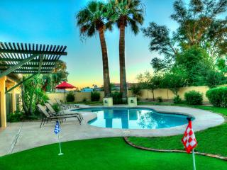 N.Scottsdale Home- Pool/Spa/Putt/Pool Table/Fire - Phoenix vacation rentals