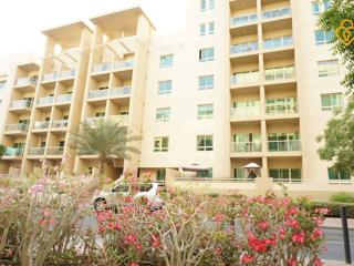 Greens furnished 2 B/R Apt 123 - Emirate of Dubai vacation rentals