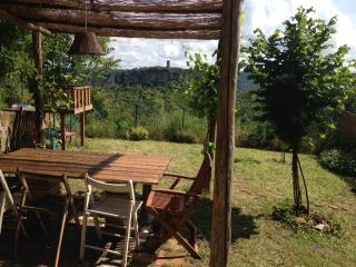 House with a view, Lubriano (Orvieto, Bolsena) - Lubriano vacation rentals