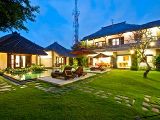 Deluxe B&B Guesthouse #2 at Villa Blubambu - Seminyak vacation rentals