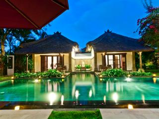Deluxe B&B Guesthouse #1 at Villa Blubambu - Seminyak vacation rentals