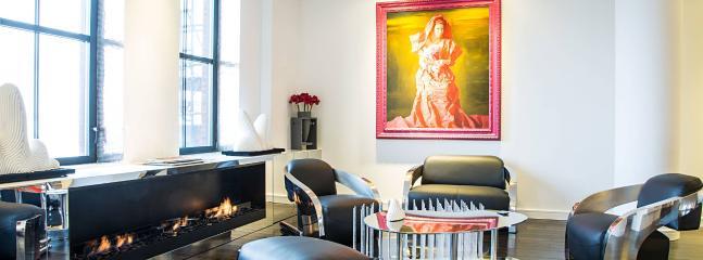 Modern luxury loft in New York City, 6 people - New York City vacation rentals