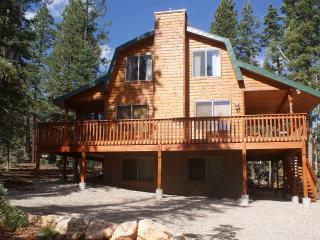 Whispering Pines Cabin near Zion & Bryce  Natl Par - Duck Creek Village vacation rentals