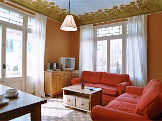 ROYAL TERRACE, by las Ramblas, up to 9! - Barcelona vacation rentals