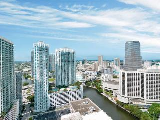 1 BED/1 BATH CONDO-ICON/W BRICKELL w/ AMAZING VIEWS only $99 per nite til 12/23! - Miami vacation rentals