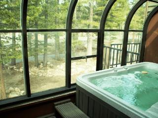 Wooded Setting & Indoor Jacuzzi - Listing #212 - Mammoth Lakes vacation rentals