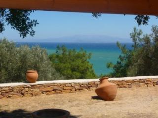 CHIOS - sea view charming cottage 300m  from beach - Karfas vacation rentals
