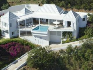 Villa Mas at Estate Bakkero, St. Thomas - Ocean View, Pool - Frenchman's Bay vacation rentals