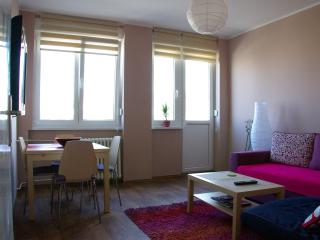 Belgrade City Center with a view! - Serbia vacation rentals