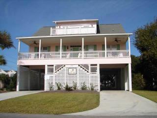"2707 Myrtle St  - ""Tropicana Cabana"" - Edisto Beach vacation rentals"