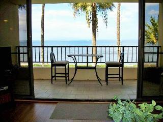 Sugar Beach Resort 1 Bedroom Ocean Front 215 - Maui vacation rentals