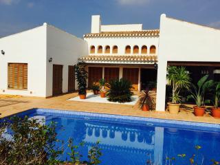 LUXURY LARGE VILLA ON EL VALLE GOLF RESORT - Banos y Mendigo vacation rentals