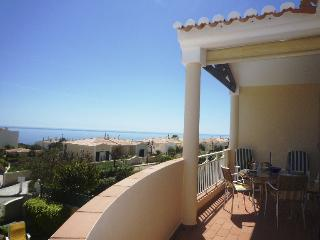 Casa Rosa has 2 bedrooms, private pool, sea views and walk to the beach. - Luz vacation rentals
