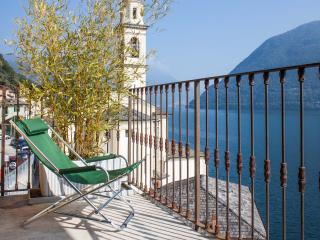 Romantic 1 bedroom Brienno Apartment with Internet Access - Brienno vacation rentals