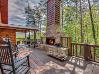 North Georgia Mountain Vacation Rental With Gorgeous Views - Ellijay vacation rentals