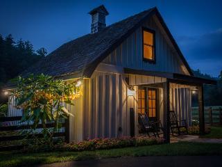 The Barn at Cold Mountain Pond - Blue Ridge GA - Ellijay vacation rentals