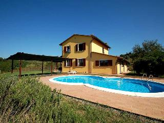 Secluded villa with private pool 30 kms from Pisa - Soiana vacation rentals