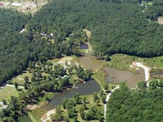 Mountain 2 bedroom cottage on private estate - Monteagle vacation rentals