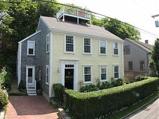 4 Bedroom 4 Bathroom Vacation Rental in Nantucket that sleeps 8 -(10334) - Nantucket vacation rentals
