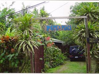 Pepesplace-Cahuita - Cahuita vacation rentals