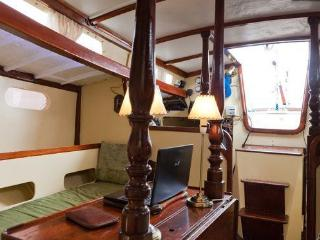 Classic Wooden Sail Boat with WiFi - Alicante vacation rentals