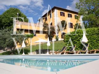 Villa Licia 12 - Siena vacation rentals