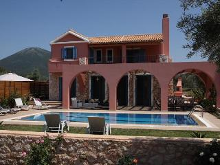 Villa Sappho, Luxury villa with private  pool - Sivota vacation rentals