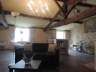 Kestrel's Loft, Gensac, near Saint Emilion - Gensac vacation rentals