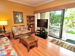 Ground floor, near pool and beach. Updated, great - Kapaa vacation rentals