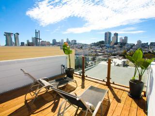 Modern Coit Tower - San Francisco vacation rentals