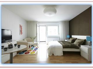 ALL INCLUSIVE Central Terraced Studio AUGARTEN - Vienna vacation rentals