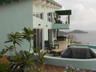 Seaglass Villa 3 Bedroom at Nail Bay, Virgin Gorda - Pool, Sunset View - Virgin Gorda vacation rentals