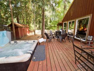 WIFI, Hot tub, fireplace & walk to the Sandy River - Mount Hood vacation rentals